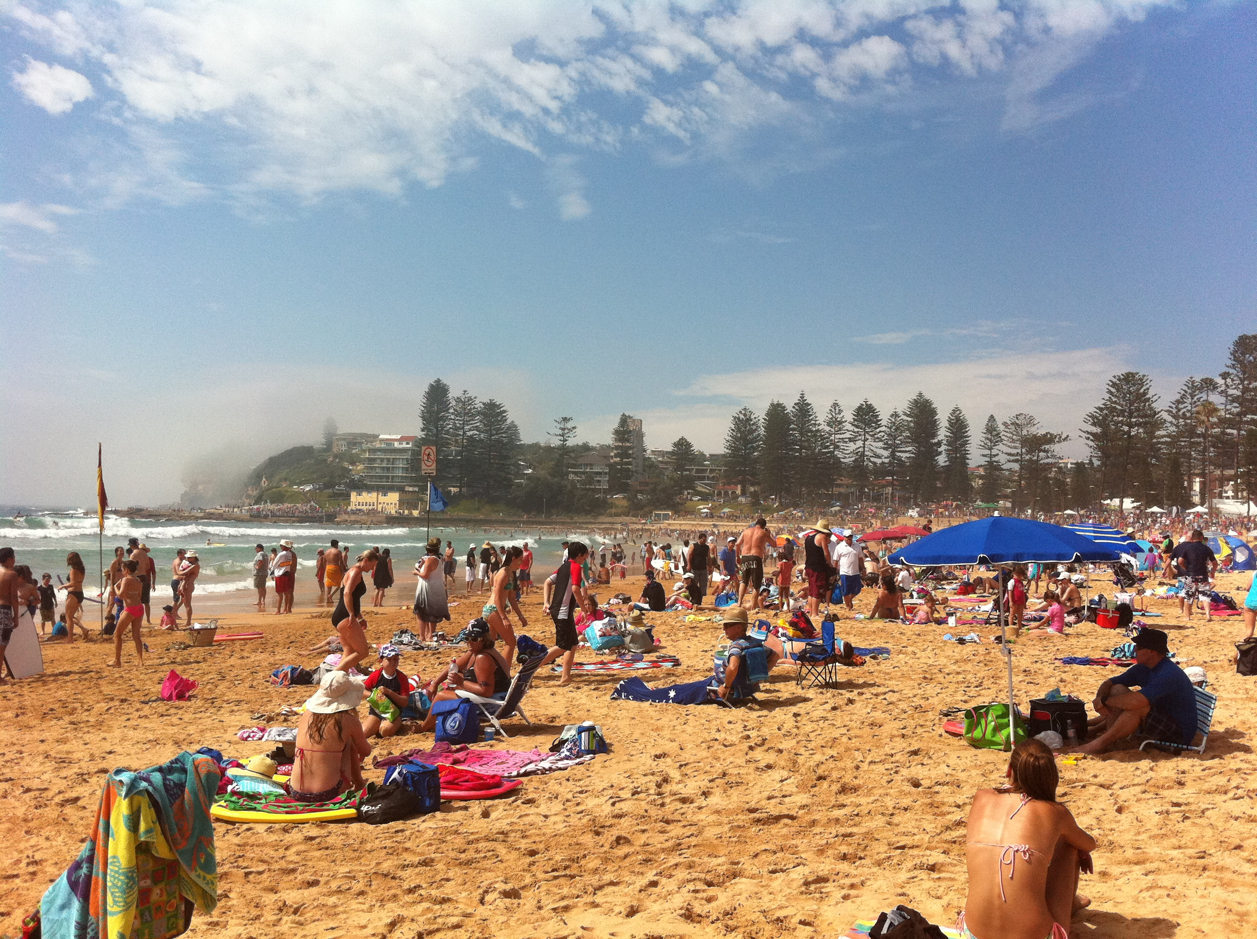 Australia Day 2011: Dee Why Beach | Kitchen Therapy